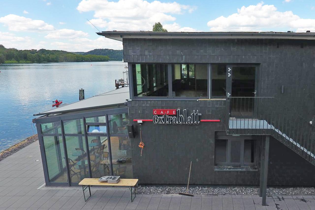Am cafe baldeneysee extrablatt Jagdhaus Schellenberg