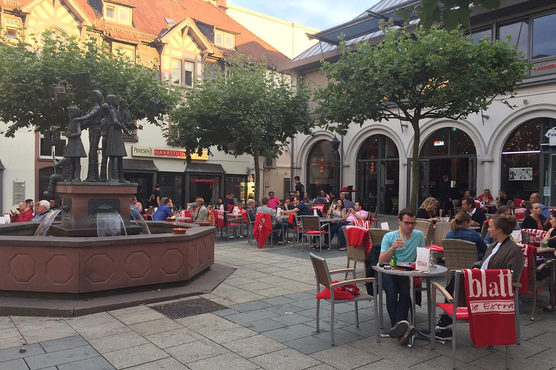 Cafe Extrablatt Bad Homburg