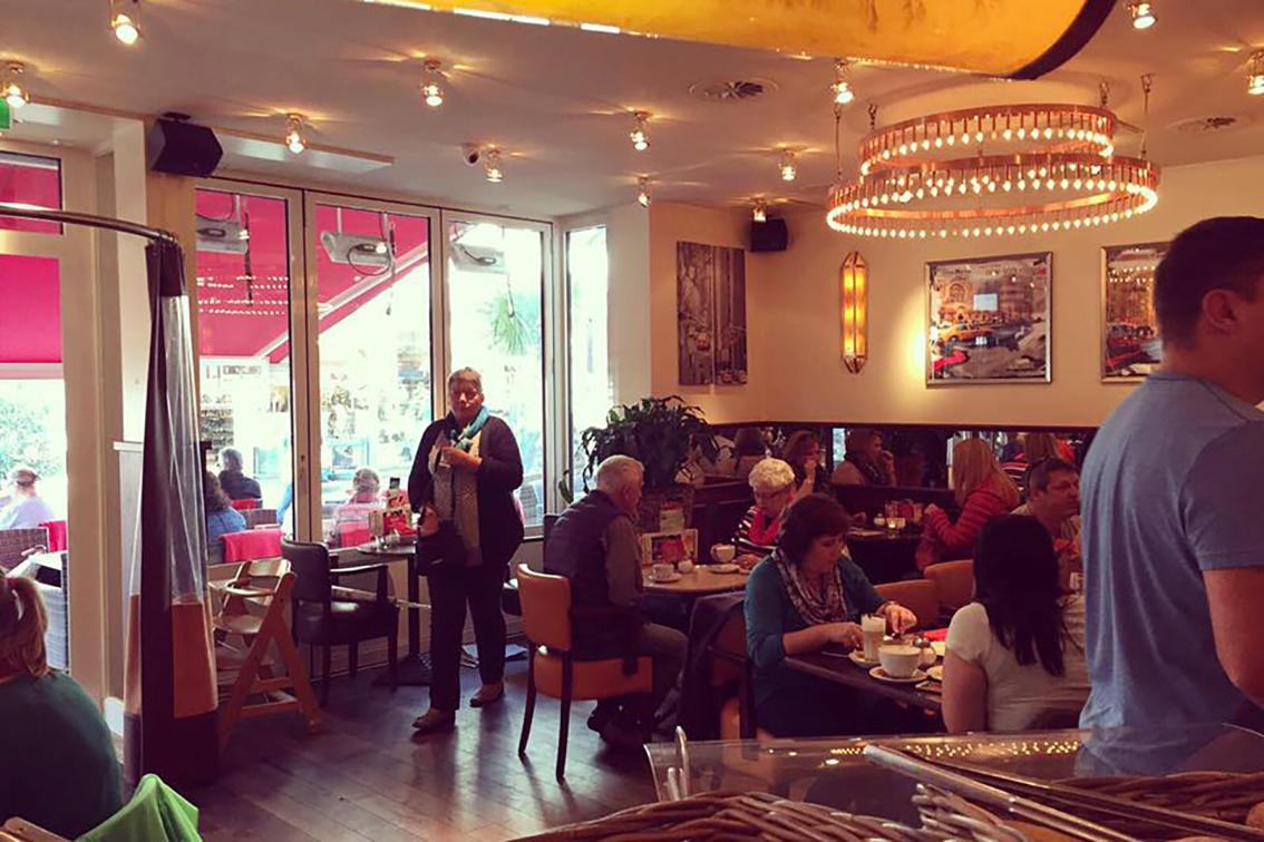 Cafe Extrablatt Mannheim