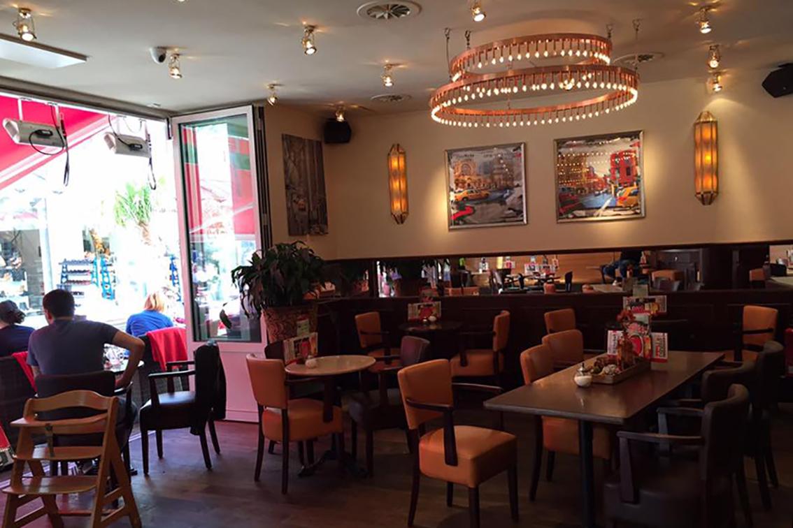 Cafe Extrablatt Bruchsal