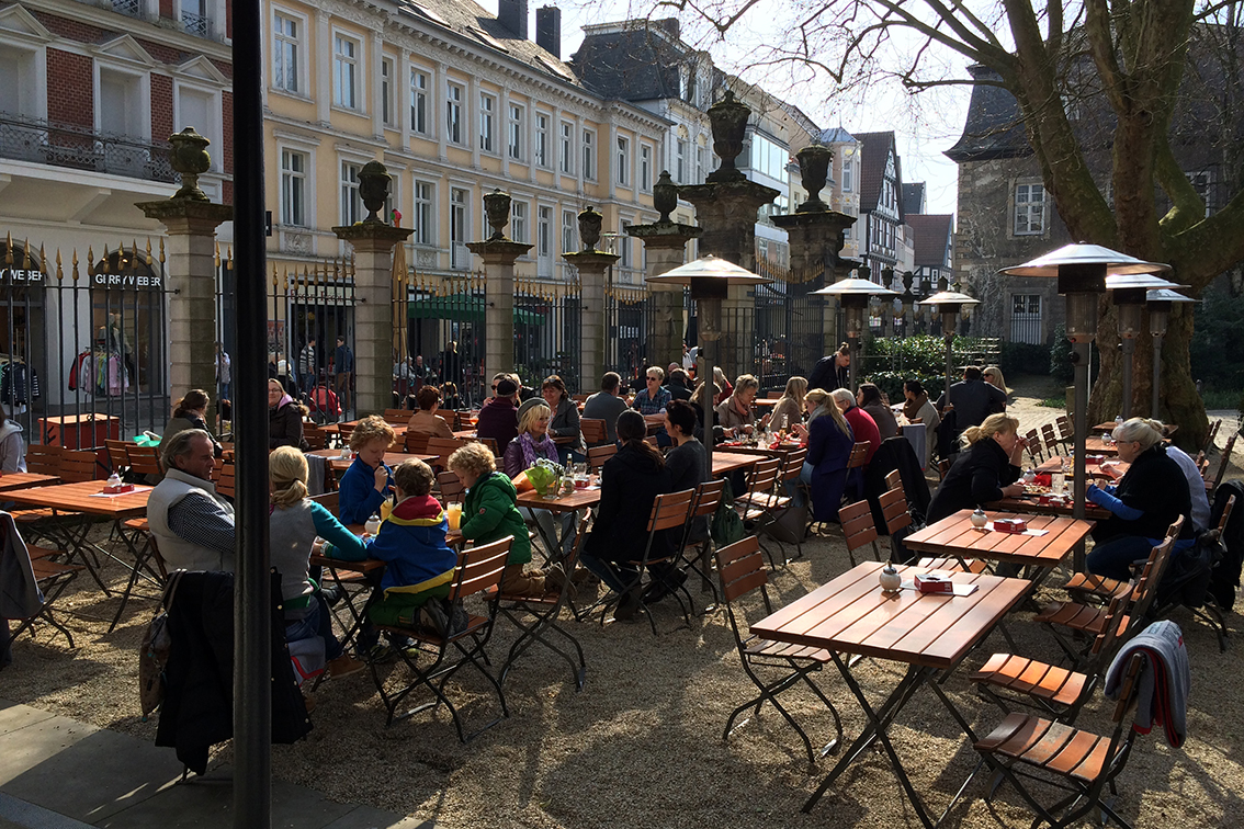 Cafe Extrablatt Detmold - Cafe Extrablatt