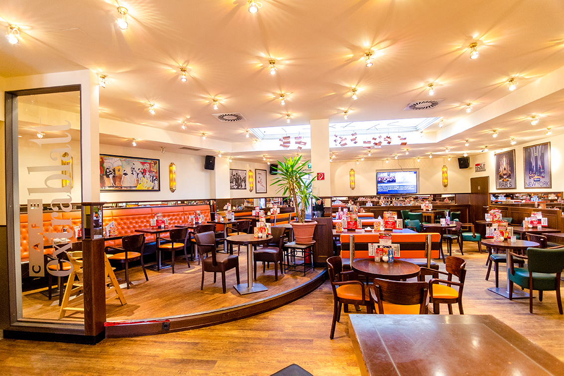 Cafe Extrablatt Dorste...