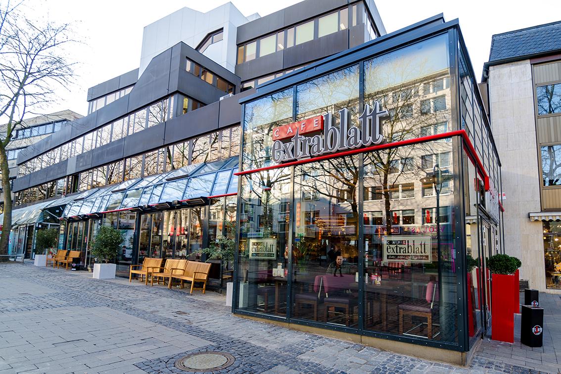 cafe extrablatt dortmund cafe extrablatt. Black Bedroom Furniture Sets. Home Design Ideas