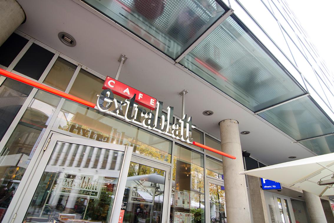 Cafe Extrablatt Düsseldorf Cafe Extrablatt