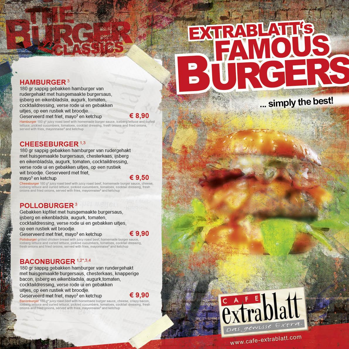 Cafe Extrablatt Enschede