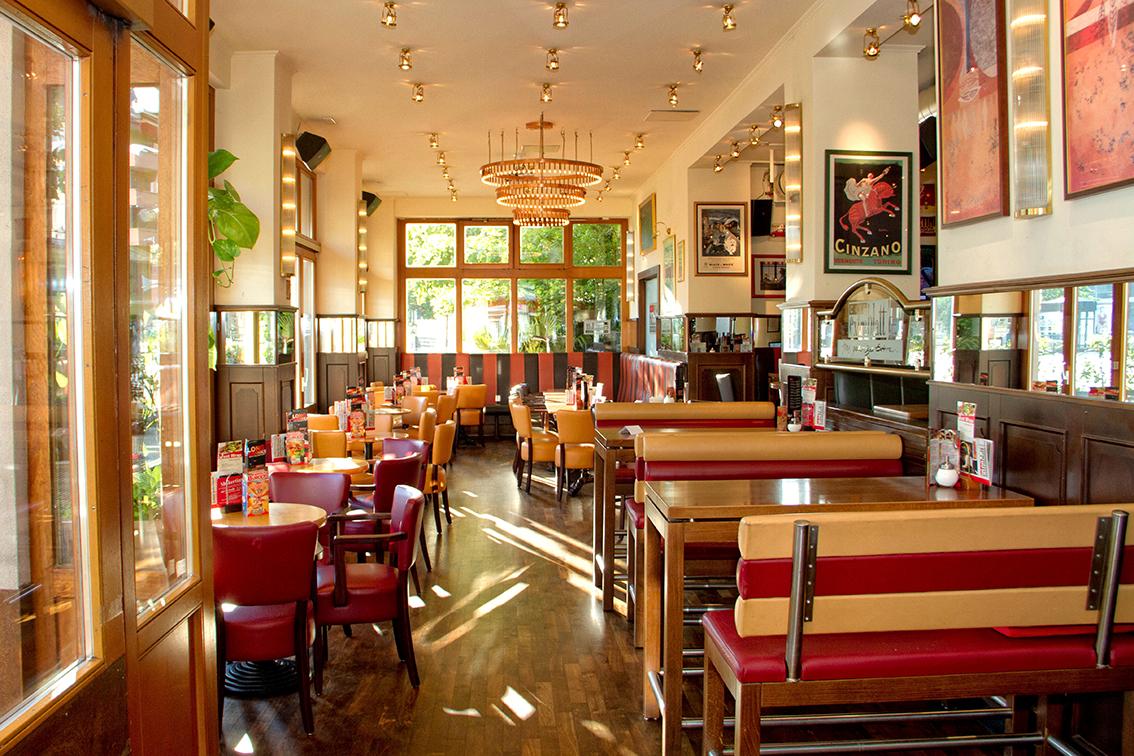 Cafe Extrabaltt Frankfurt