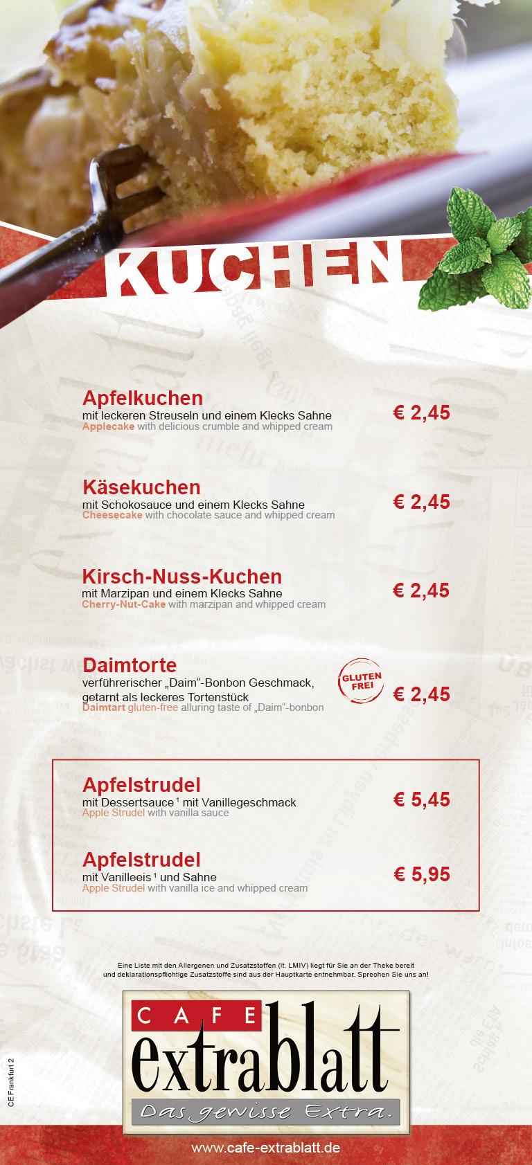 Cafe Aktuell Frankfurt
