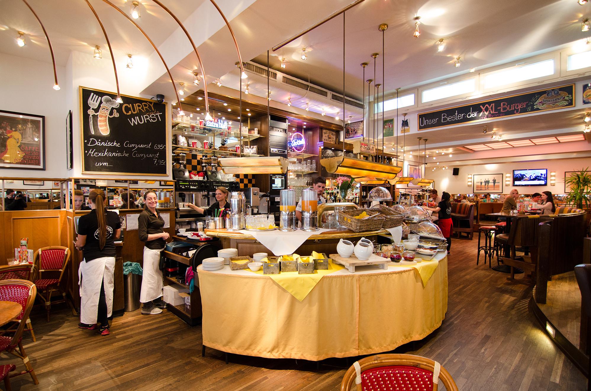Cafe Extrablatt Hagen Cafe Extrablatt