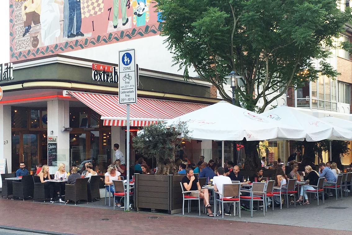 Cafe Extrablatt Hamm  Ef Bf Bdffnungszeiten