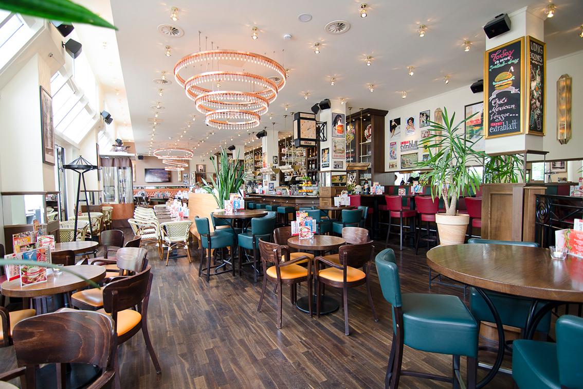 Cafe Extrablatt Hannover  Ef Bf Bdffnungszeiten
