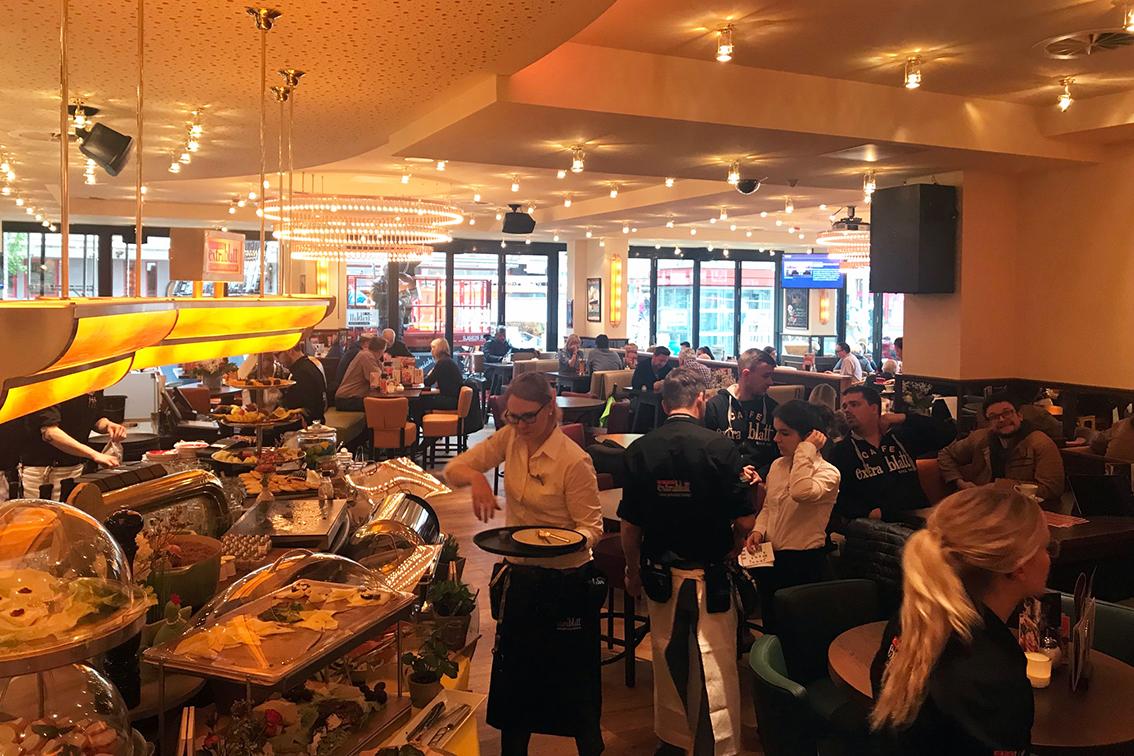 Cafe Extrablatt Herne