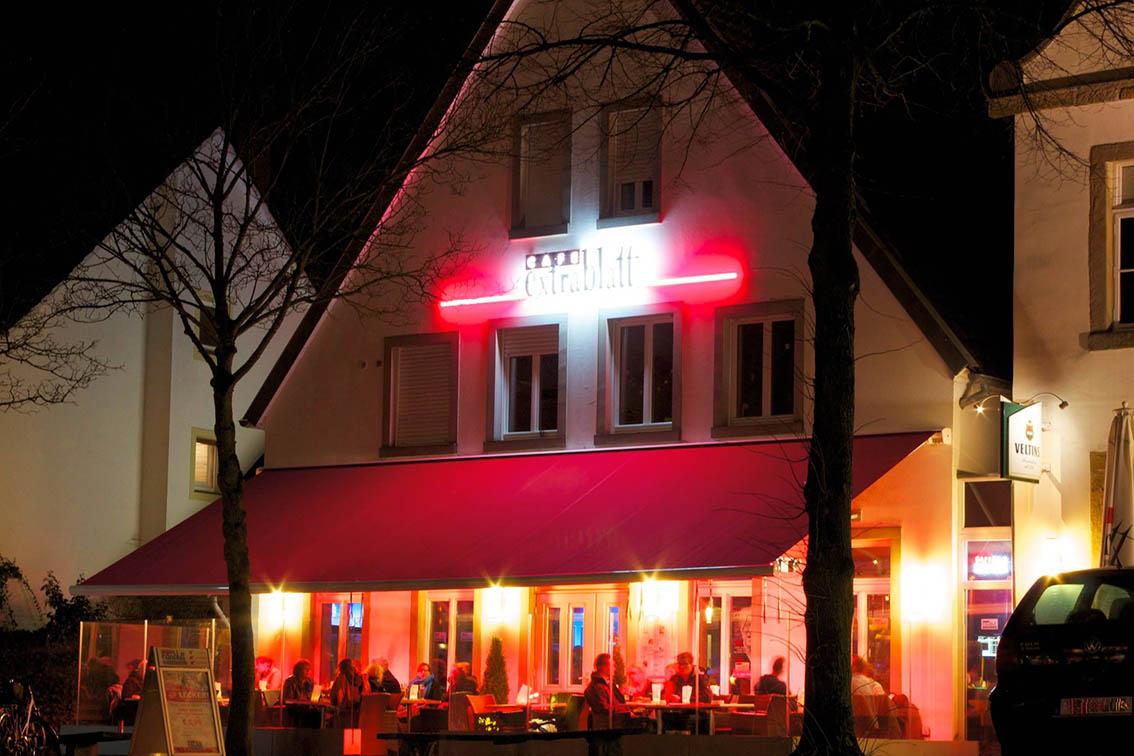 Cafe Extrablatt Ibbenb...