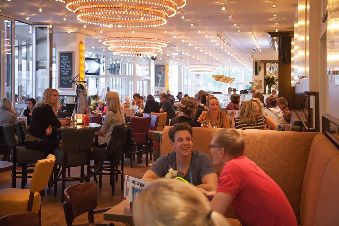 Cafe Extrablatt Kamen ...