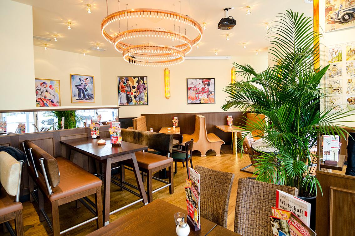 Cafe Extrablatt Kamp-L...