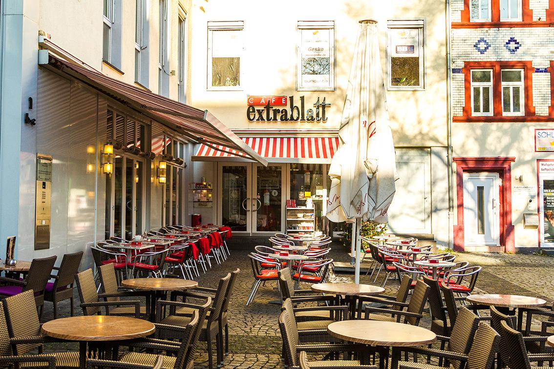 Cafe Extrablatt Koblenz Cafe Extrablatt