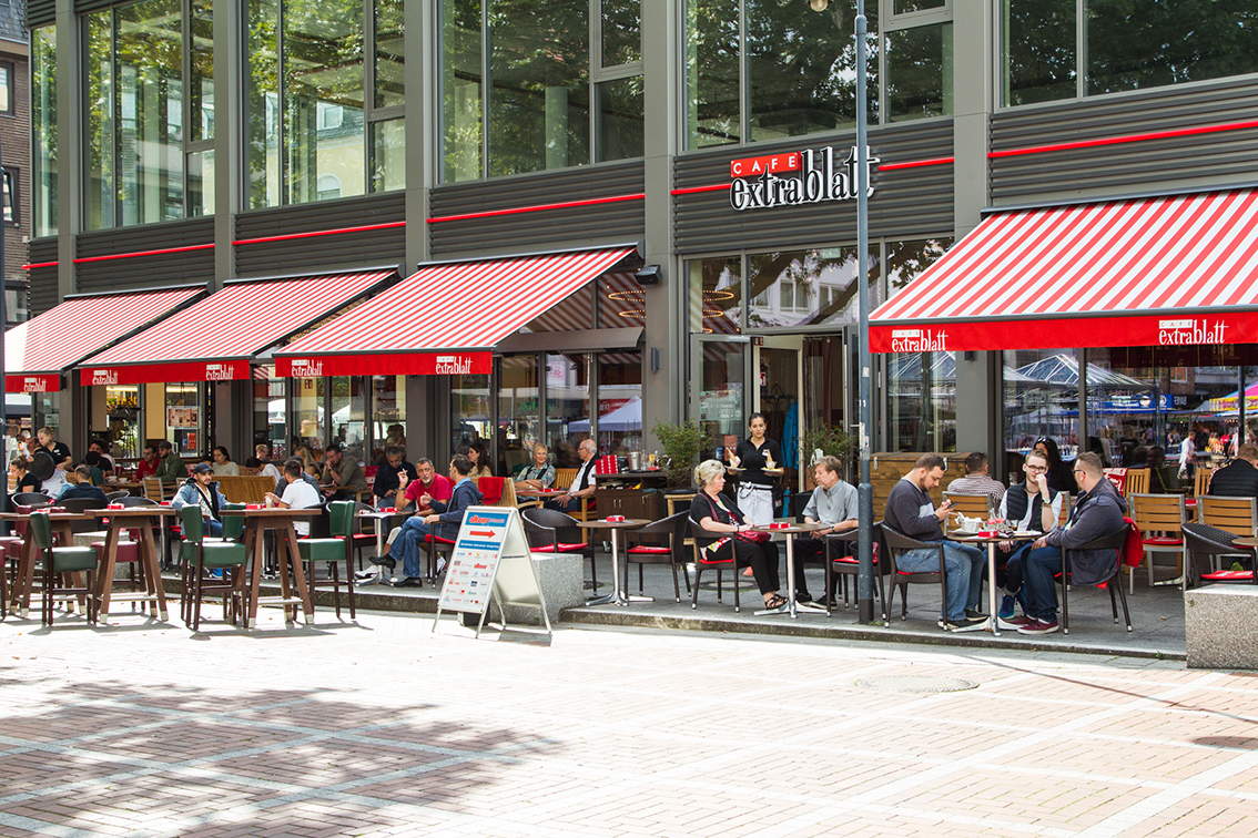 Cafe Extrablatt Leverk...