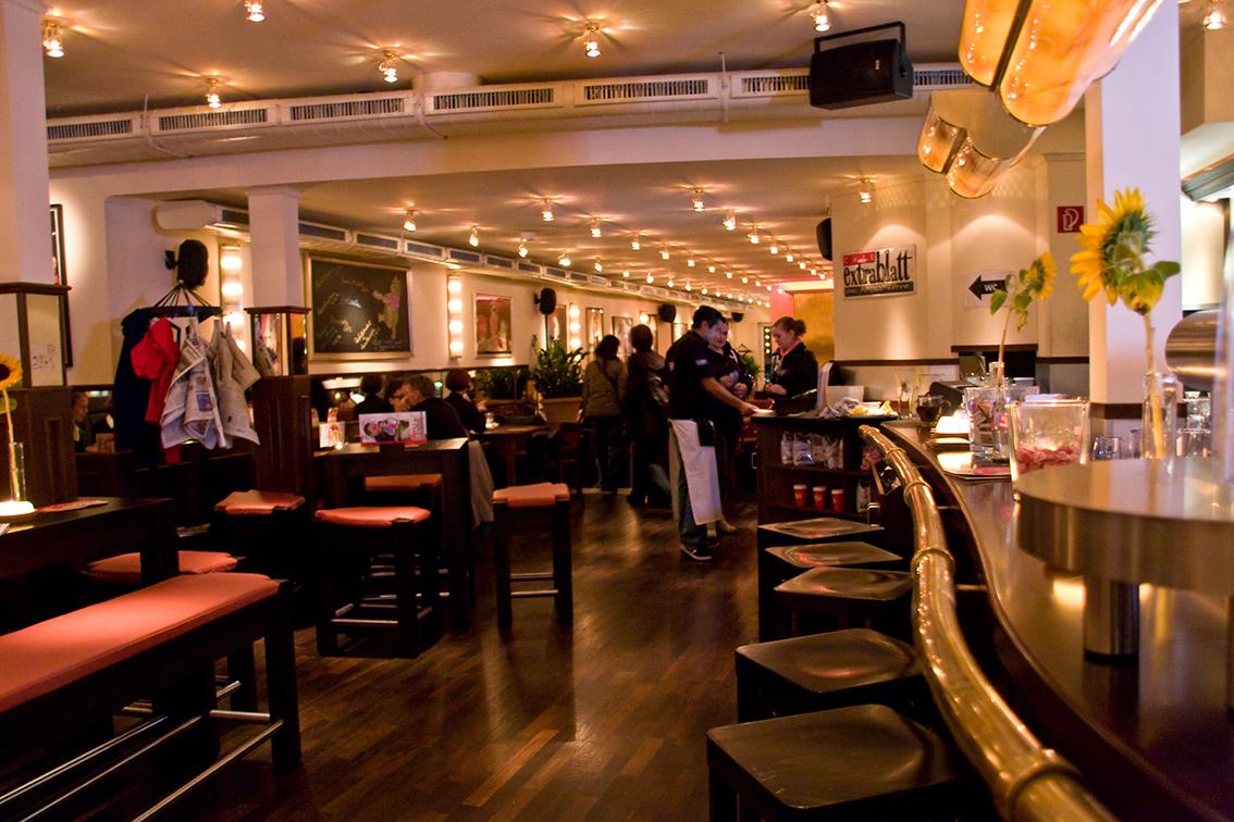 Cafe Extrablatt De