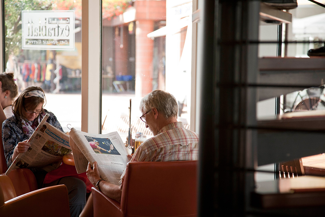 Cafe Aegidiimarkt M Ef Bf Bdnster