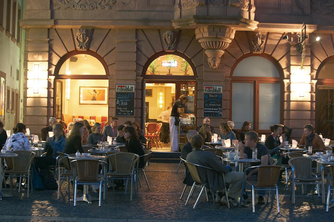Cafe Extrablatt Mainz ...