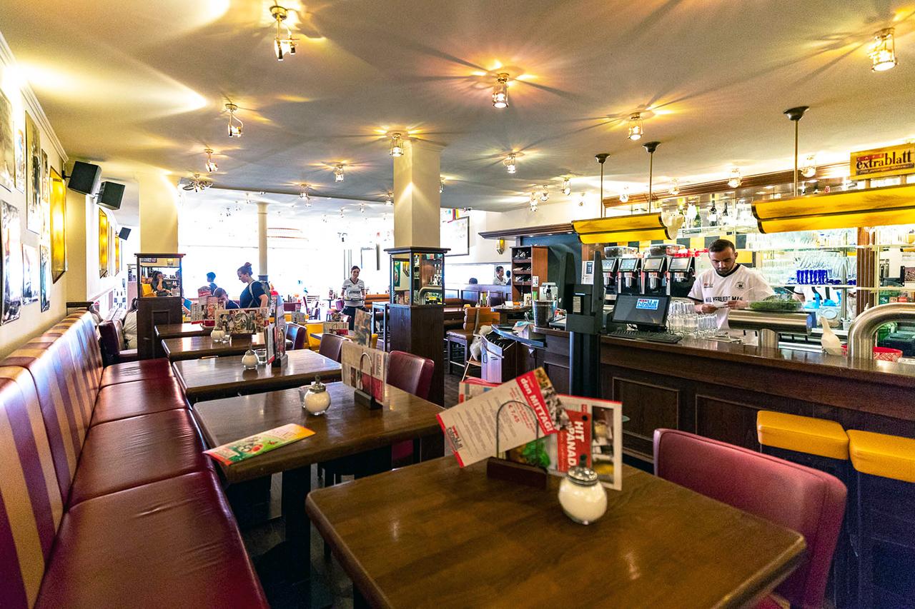 Cafe Extrablatt Minden Gmbh
