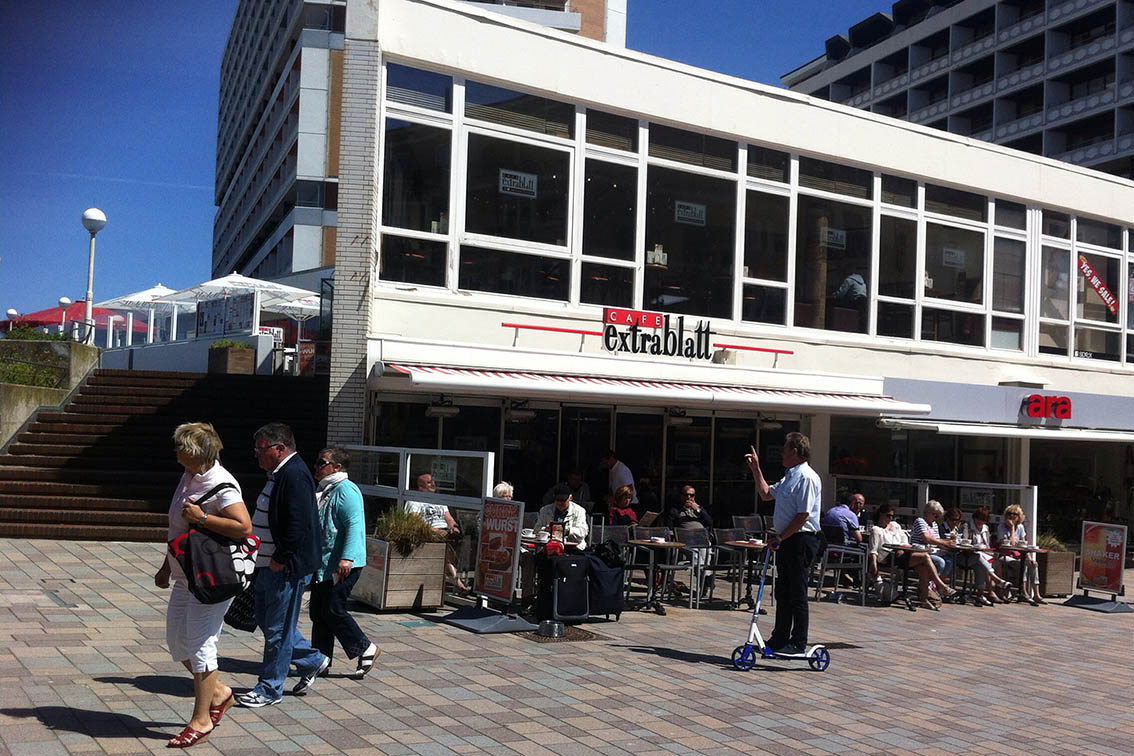 dating cafe bremen extrablatt