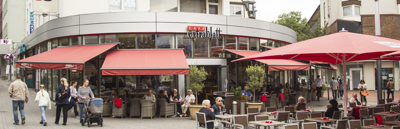 Cafe Extrablatt Witten  Ef Bf Bdffnungszeiten