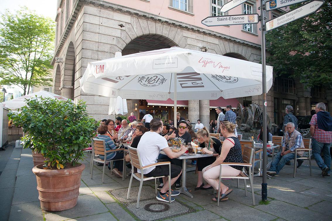 Cafe Extrablatt Wuppertal Barmen