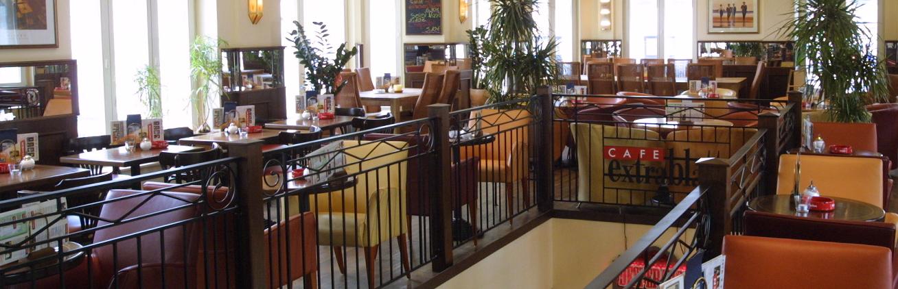 Cafe Extrablatt Karlsruhe Cafe Extrablatt
